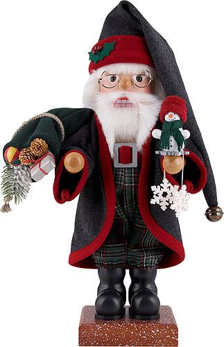 Nussknacker Weihnachtsmann Vater Frost 46,5 cm