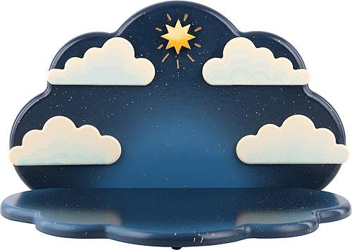 engel wolke stehendhängend 23×14×14 cm von hubrig