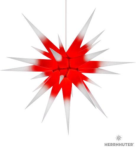 herrnhuter stern i8 wei roter kern papier 80 cm von. Black Bedroom Furniture Sets. Home Design Ideas